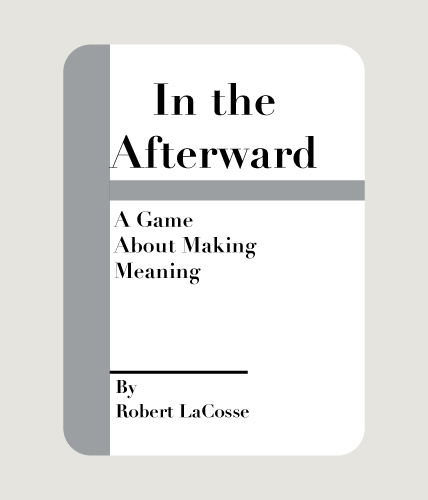 In The Afterward: Card Game